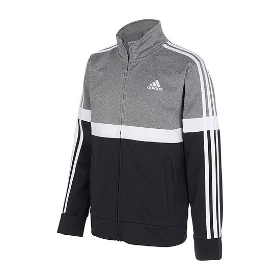 adidas Big Boys Lightweight Track Jacket