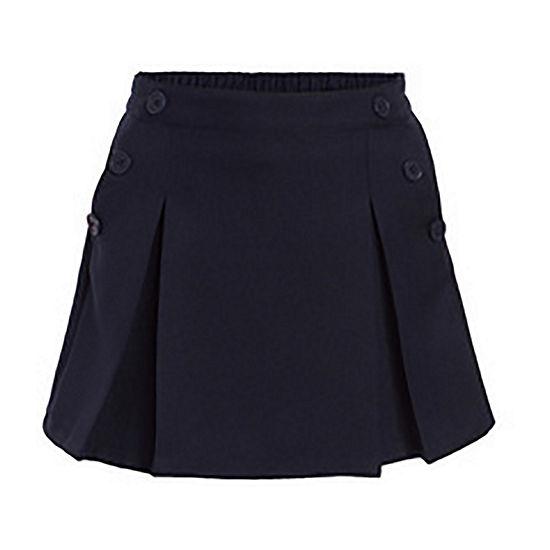 IZOD Comfort Waistband Big Girls Scooter Skirt