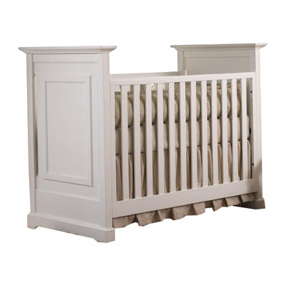 Centennial Chesapeake Classic 3-in-1 Crib - White