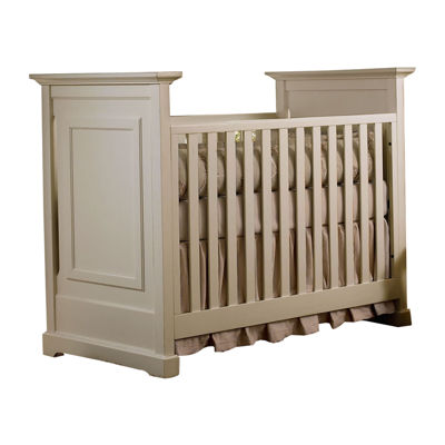 Centennial Chesapeake Classic 3-in-1 Crib - Light Grey