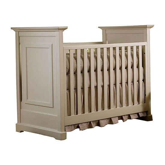 Centennial Chesapeake Classic 3 In 1 Crib Light Grey