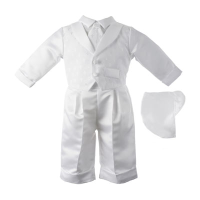 Keepsake® Vested Christening Set - Baby Boys