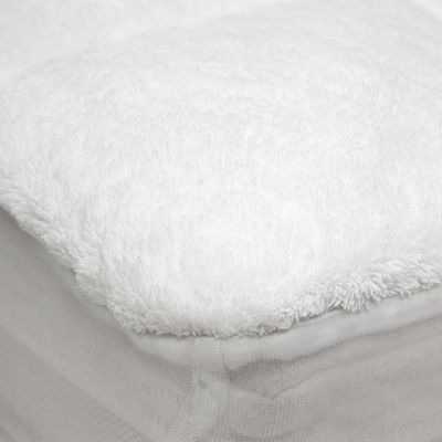 Rio Home Fashions All-Season Reversible Mattress Pad