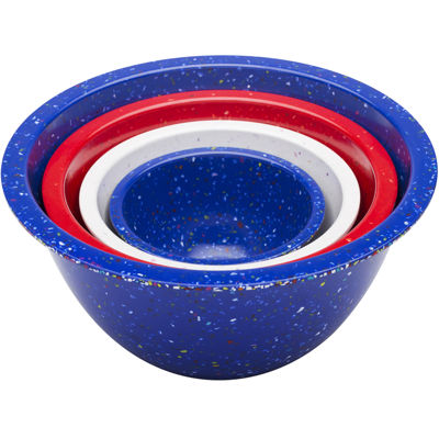 Zak Designs® Confetti 4-pc. Bowl Set