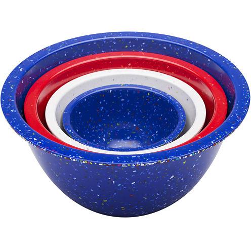 Zak Designs® Confetti 4-pc. Bowl Set