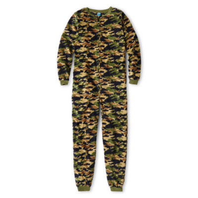 Jellifish Kids Fleece Zip-Front Pajamas – Boys