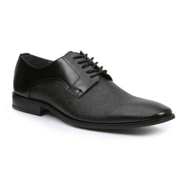 Men'S Giorgio Brutini Black Leather Breton