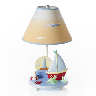 Guidecraft Sailing Lamp