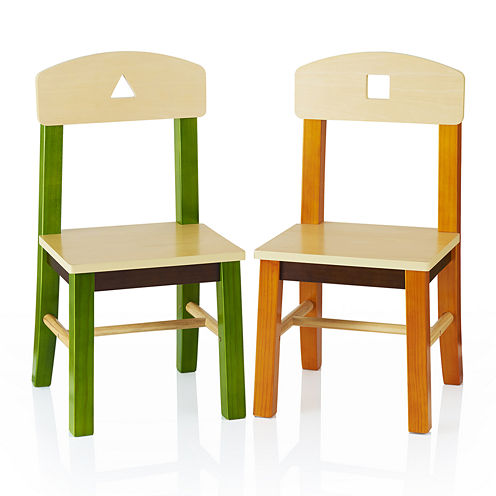 Guidecraft See and Store Extra 2 Chairs Set