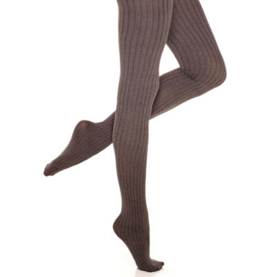 Gold Toe 1 Pair Rib Sweater Tights