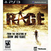 Rage Video Game-Playstation 3
