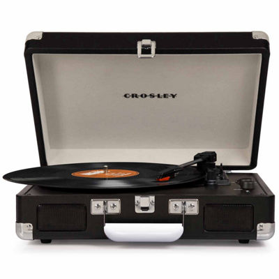 Crosley Cruiser Deluxe Portable Turntable - Bluetooth