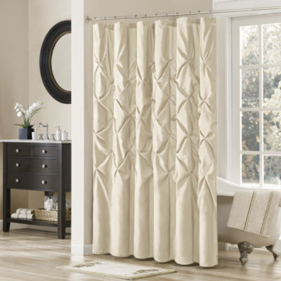 Madison Park Layayette Shower Curtain