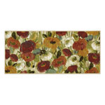 "JCPenney Home™ Bright Fresh Floral Rug - 20""x45"