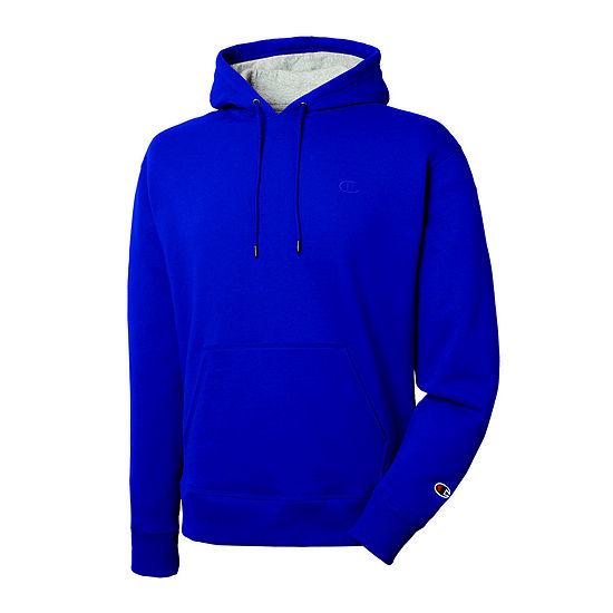 Champion® Mens Powerblend Fleece Pullover Hoodie
