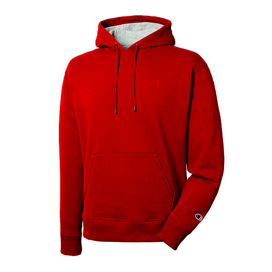 Champion® Mens Powerblend Fleece Pullover Hoodie