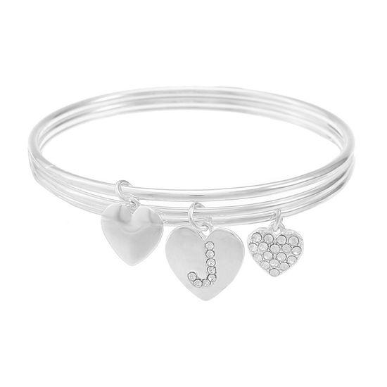 Liz Claiborne 3-pc. Heart Jewelry Set