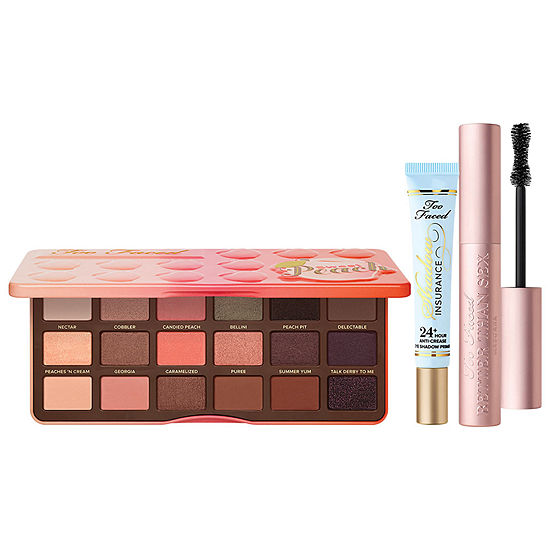 Too Faced I Want Sex & Peaches Value Set