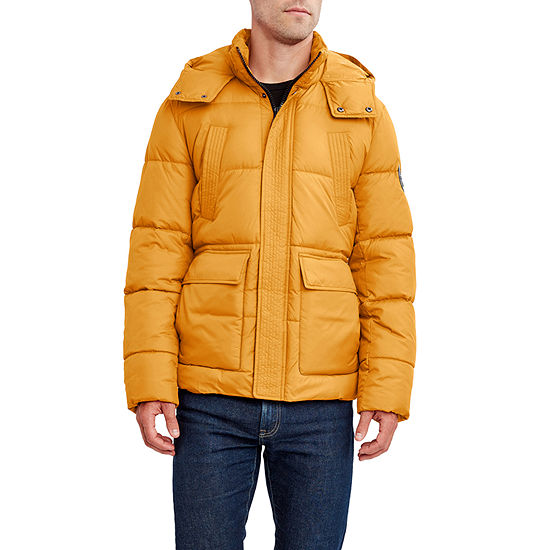 Halitech Heavyweight Puffer Jacket