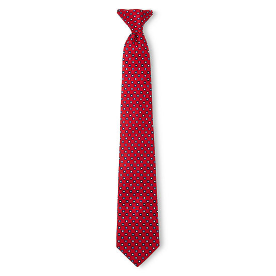 Van Heusen Nicklas Clip-On Tie - Boys