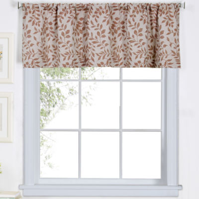 Serene Rod-Pocket Valance