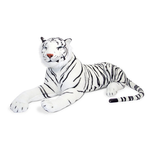 Melissa & Doug® White Tiger Plush