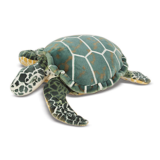 Melissa & Doug® Sea Turtle Plush