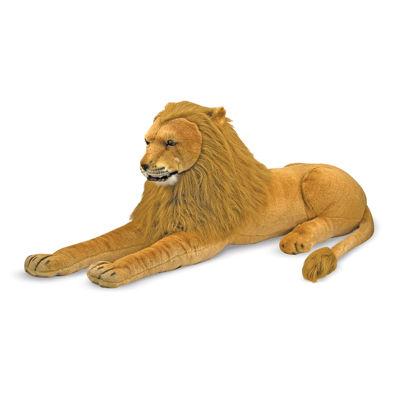 Melissa & Doug® Lion Plush