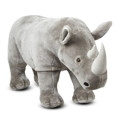 Melissa & Doug® Rhinoceros - Plush