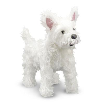 Melissa & Doug® West Highland Terrier Plush