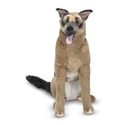 Melissa & Doug® German Shepherd Plush