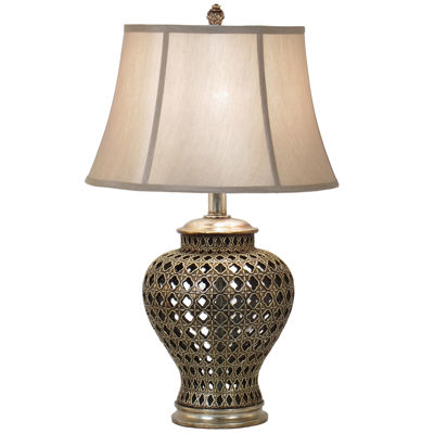 JCPenney Home™ Pierced Urn Table Lamp
