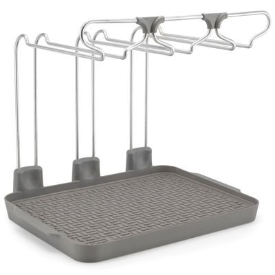 Polder® Wine Glass Drying Rack