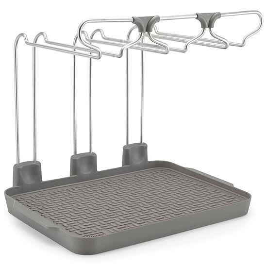 Polder® Wine Glass Drying Rack