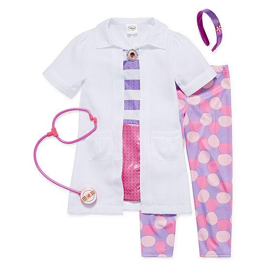 Disney Collection 4-pc. Doc McStuffins Costume - Girls 2-8