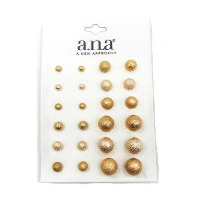 a.n.a 12 Pair Earring Set