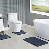 Bathroom Rugs Bath Mats Memory Foam