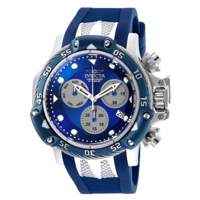 Invicta Mens Blue Bracelet Watch-26968