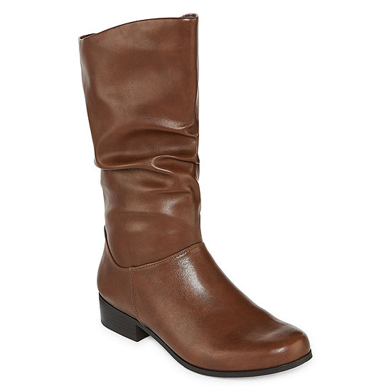 2cfff7ecf232 east 5th Junction Womens Slouch Boots JCPenney