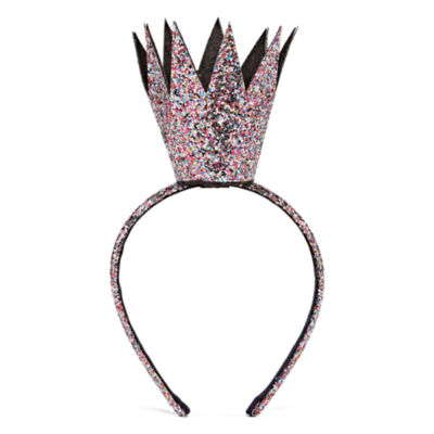 Peyton and Parkler Mommy and Me Crown Headband