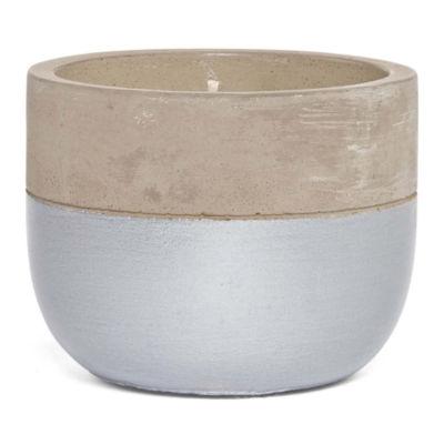 Mixit Colorblock Jar Candle