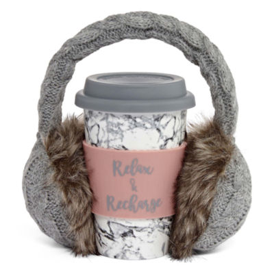 Mixit Mug and Ear Warmer Set