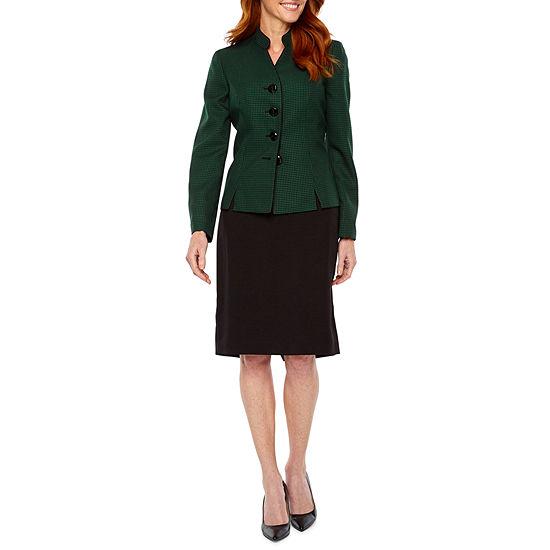 bd737b95d7d Le Suit Squares Skirt Suit - JCPenney