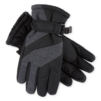 Igloos Boys Thinsulate Lined Waterproof Gloves With Snow Cuff