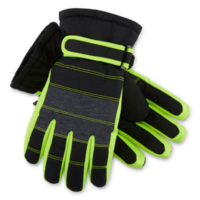 Igloos Boys Thinsulate Lined Waterproof Gloves