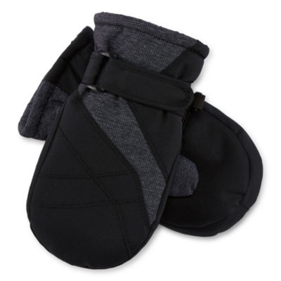 Igloos Thinsulate Lined Waterproof Toddler Mittens With Snow Cuff