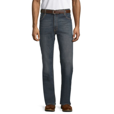 St. John's Bay Men's Regular Fit Comfort Stretch Denim Jean