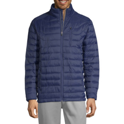 Xersion Packable Wind Resistant Lightweight Puffer Jacket