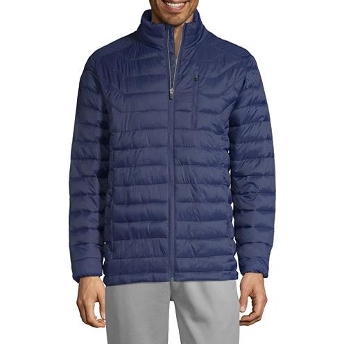 Xersion Packable Water Resistant Lightweight Puffer Jacket