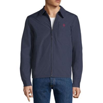 Us Polo Assn. Micro Golf Jacket